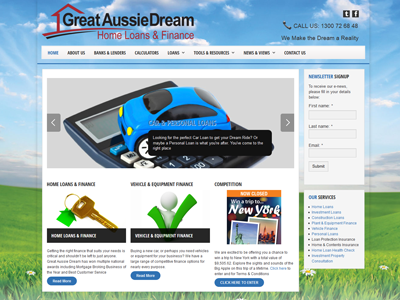 Great Aussie Dream