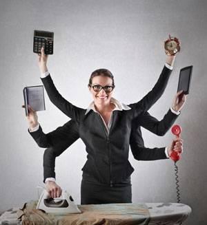 Multitasking works … doesn't it?